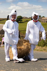 Oxenhope Straw Race 9
