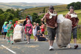 Oxenhope Straw Race 16