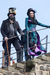 Whitby Goth Weekend 12