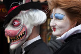 Whitby Goth Weekend 2