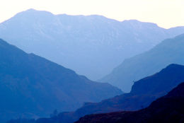 Langdales twilight