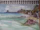 Tioman island, Bagus place