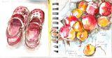 Crocs and apricots