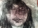 Self portrait by Eleanor