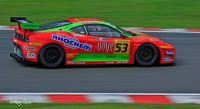 Ferrari 430 GT3 at Brands Hatch