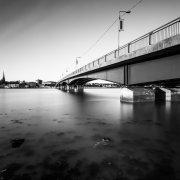 Wexford Bridge Monochrome