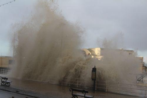 Aberystwyth January 2014